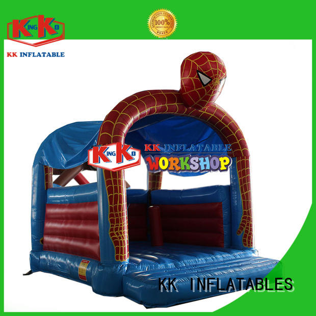high quality inflatable bouncy castle manufacturer for paradise