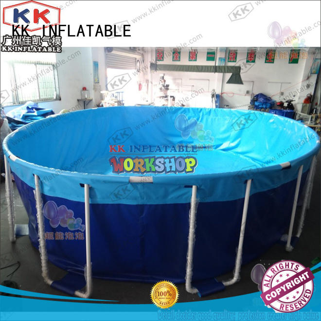 durable kids inflatable water park manufacturer for beach