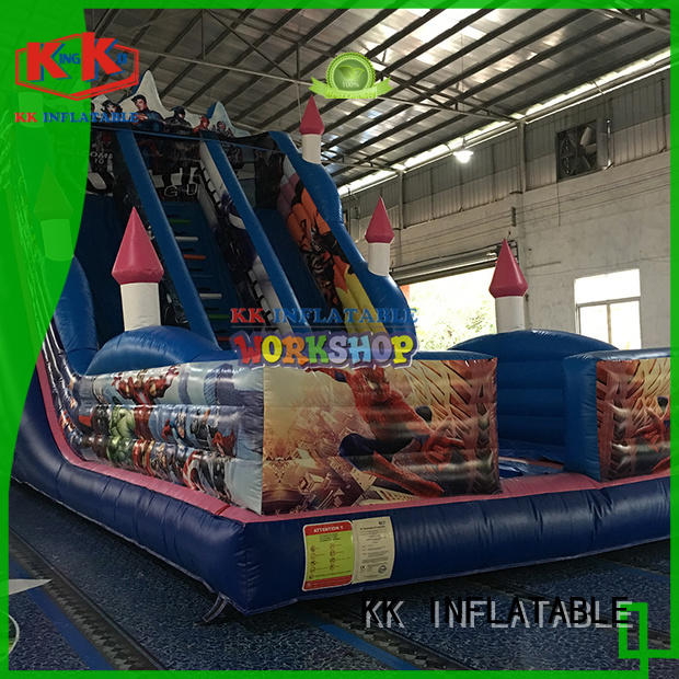 inflatable play center trampolines for party KK INFLATABLE