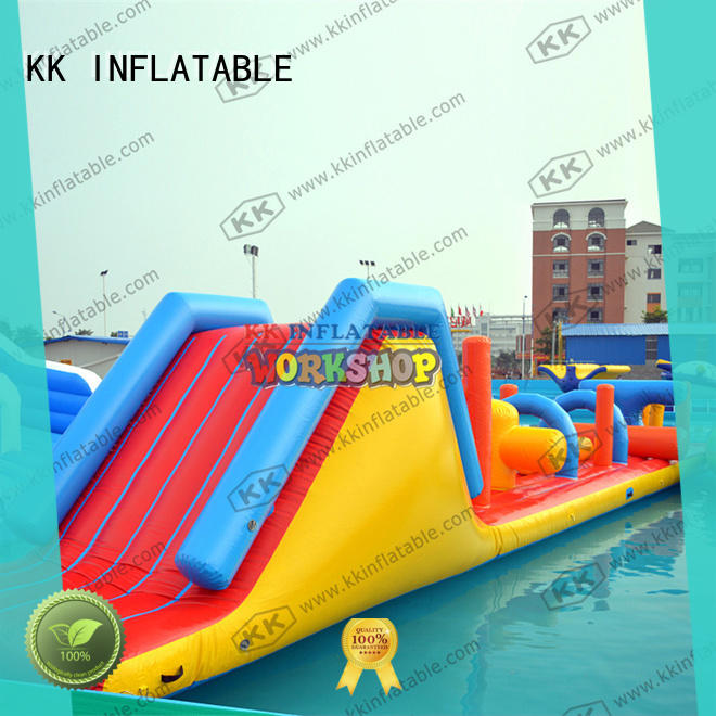KK INFLATABLE waterproof inflatable pool toys colorful for swimming pool