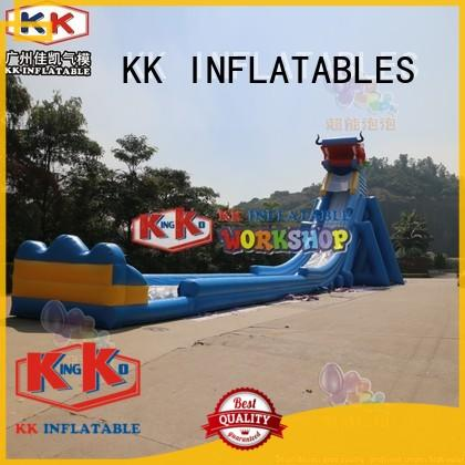 friendly inflatable water park PVC customization for parks