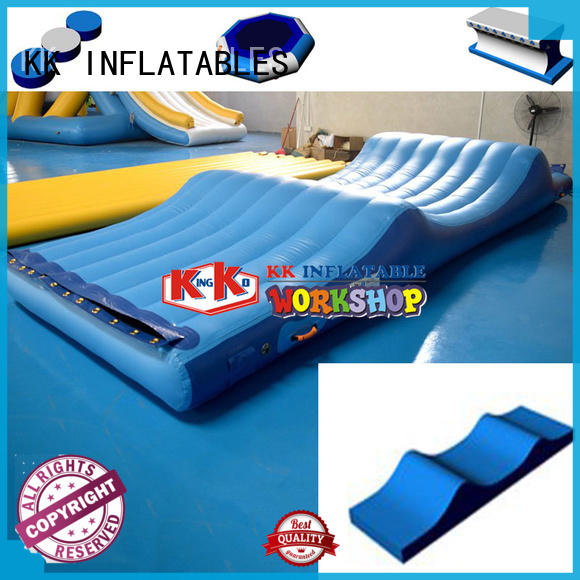 KK INFLATABLE creative water inflatables factory direct for paradise