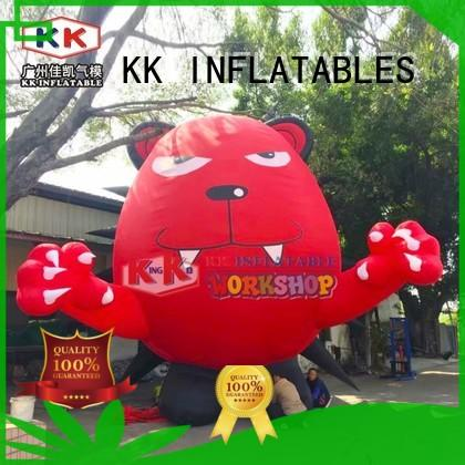 KK INFLATABLE lovely inflatable advertising supplier for party