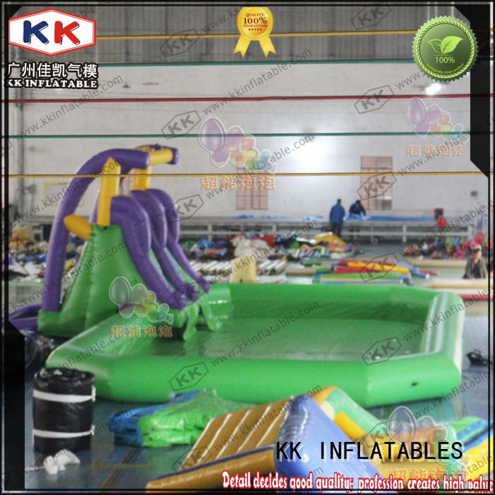hot selling inflatable theme park cartoon good quality for paradise