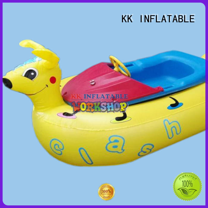 KK INFLATABLE leisure inflatable canoe supplier for adults