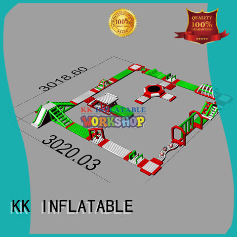 KK INFLATABLE hot selling inflatable water parks good quality for children