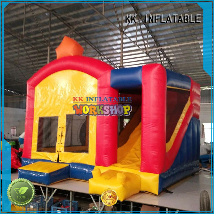 KK INFLATABLE customized inflatable bouncy supplier for event