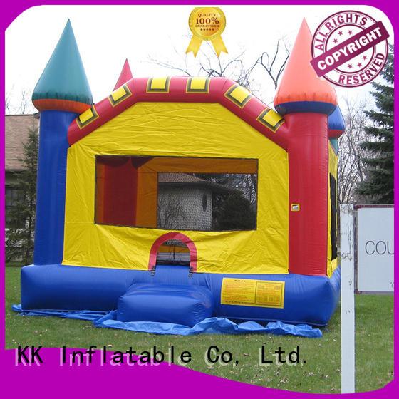 blow castle inflatable bouncy castle KK INFLATABLE Brand