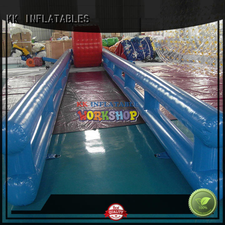 KK INFLATABLE foam inflatable iceberg manufacturer for training game