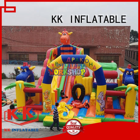 Wholesale sale moonwalk bouncers KK INFLATABLE Brand