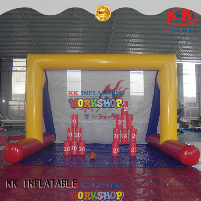 KK INFLATABLE quality inflatable iceberg manufacturer for entertainment