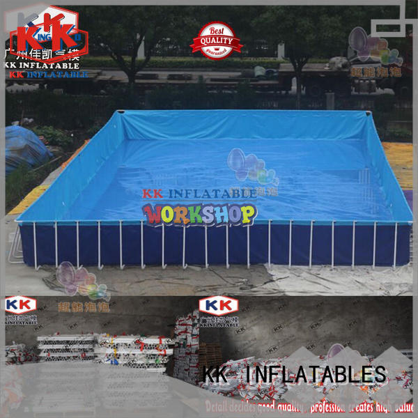 at discount inflatable pool toys household ODM