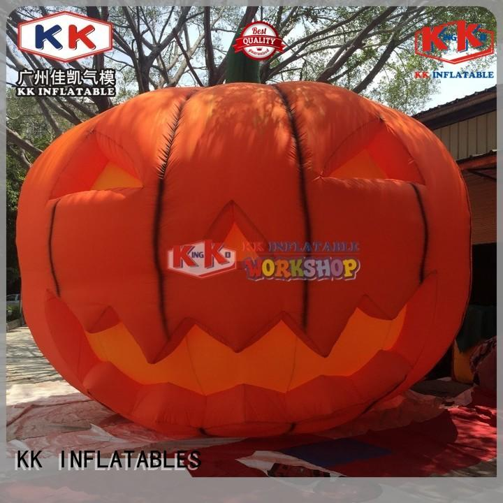 KK INFLATABLE portable inflatable man manufacturer for garden