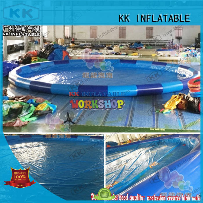 latest inflatable pool toys round buy now