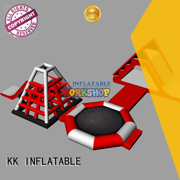 KK INFLATABLE animal model water inflatables supplier for beach seaside