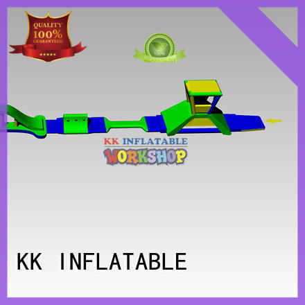 cartoon inflatable water parks animal modelling for amusement park KK INFLATABLE