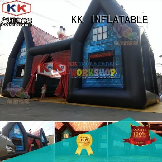 KK INFLATABLE customized blow up tent factory price for wedding