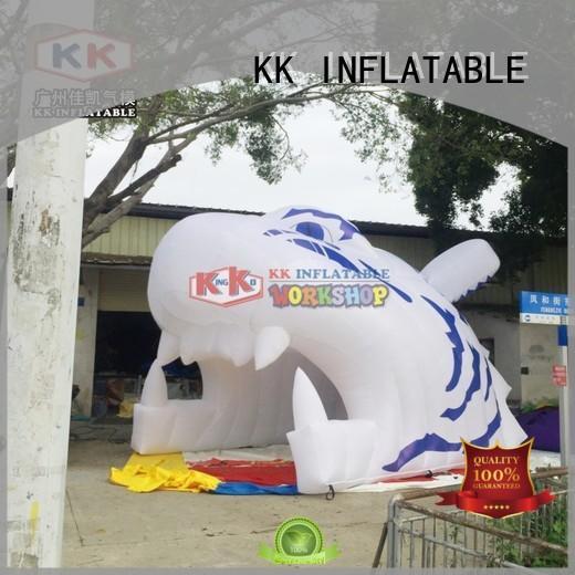 KK INFLATABLE multipurpose blow up tent manufacturer for wedding