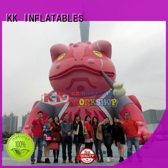 KK INFLATABLE lovely inflatable advertising various styles for party