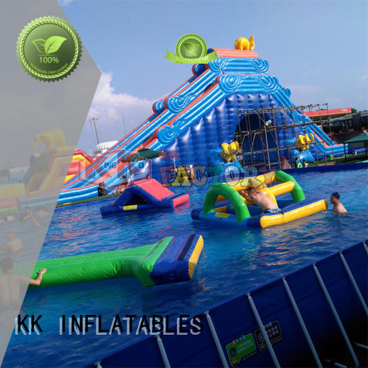 KK INFLATABLE large inflatable theme park manufacturer for paradise
