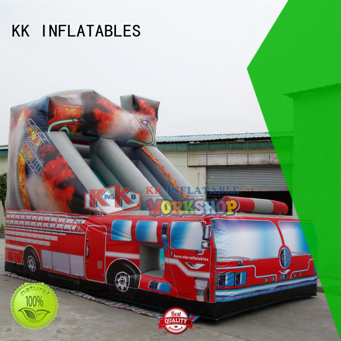 customized moon bounce transparent supplier for playground