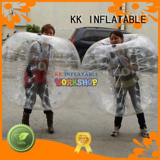 inflatable park rock climbing KK INFLATABLE Brand kids climbing wall supplier