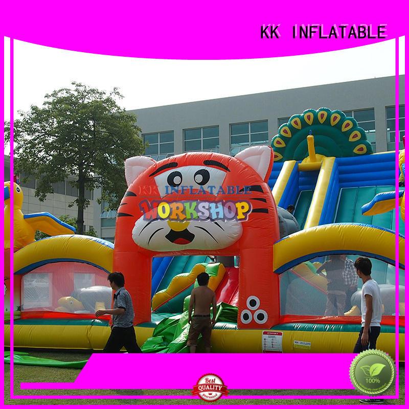rentals indoor outdoor inflatable bouncy kids KK INFLATABLE