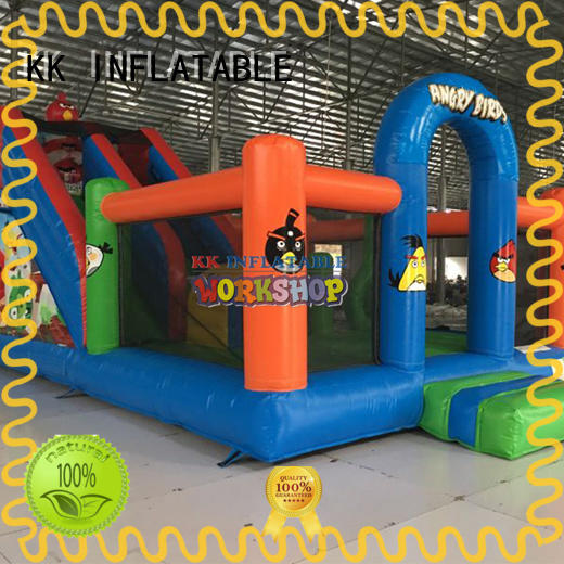 hot selling inflatable combo cartoon factory direct for paradise