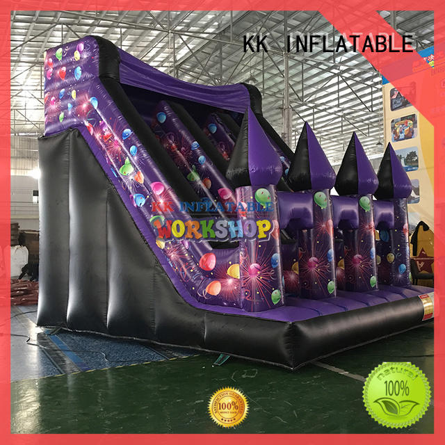 customized inflatable water slides for adults supplier for swimming pool KK INFLATABLE