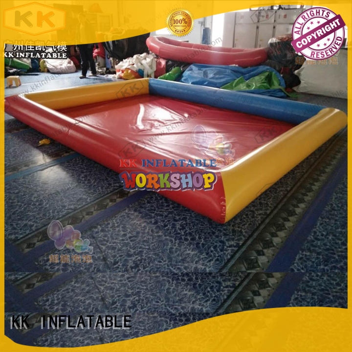 KK INFLATABLE Breathable inflatable pool for wholesale