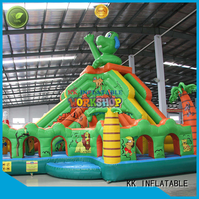 bounce rentals dome kids KK INFLATABLE Brand inflatable bouncy supplier