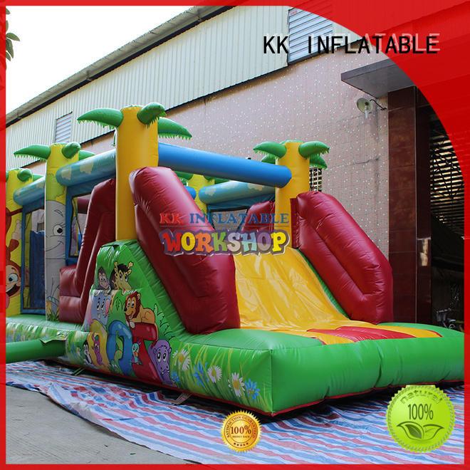 KK INFLATABLE customized small bouncy castle supplier for children