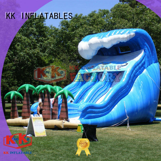 creative design inflatable water playground good quality for children KK INFLATABLE