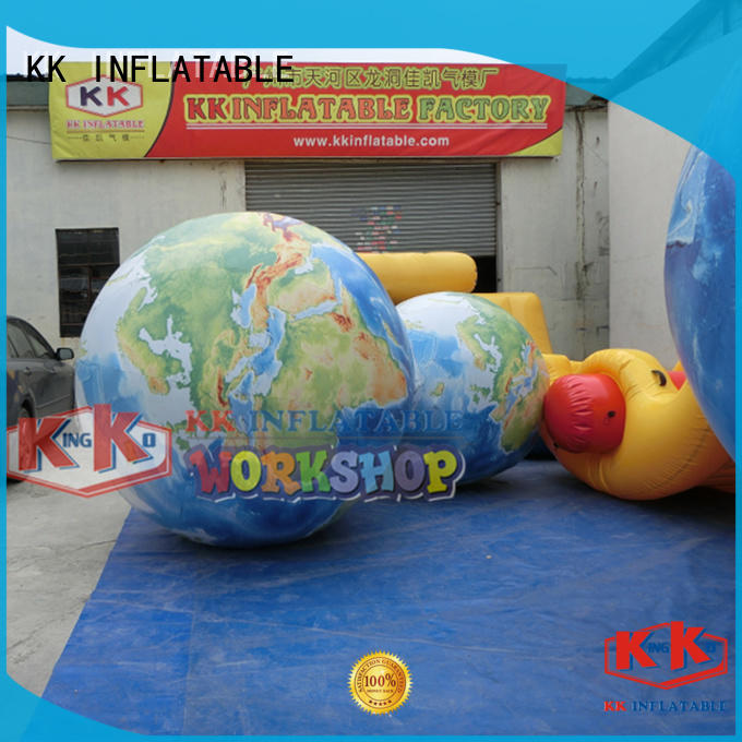 KK INFLATABLE character model outdoor inflatables manufacturer for shopping mall