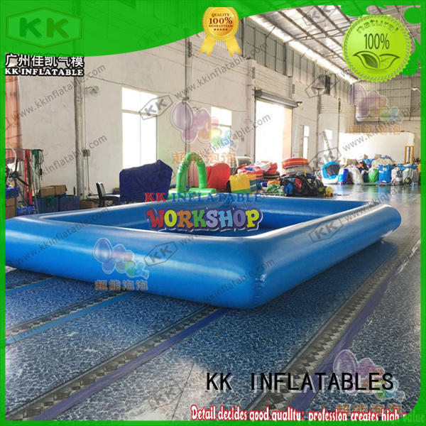 KK INFLATABLE latest inflatable pool toys bulk production