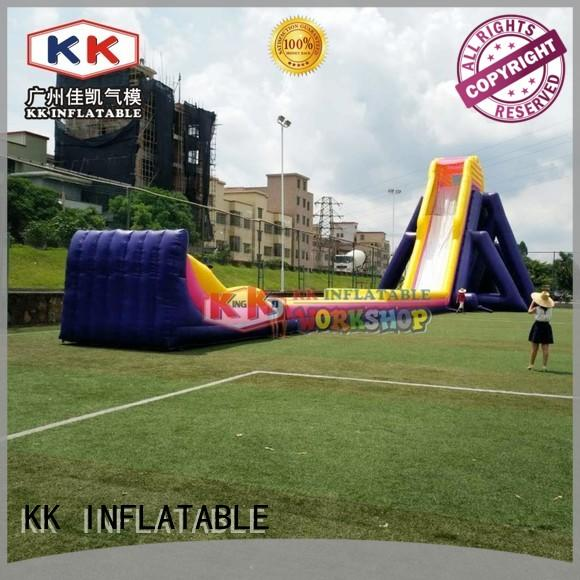 friendly blow up water slide giant customization for parks