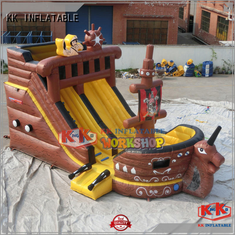 KK INFLATABLE animal shape inflatable castle colorful for children